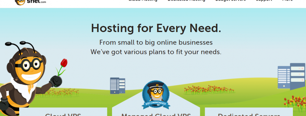 Snel.com – Cloud VPS with SSD Only. High Availability. Starting from € 9,90.