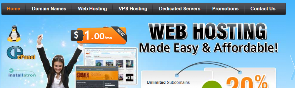 20% OFF VPS VZ $3.2 | Xen $4 | KVM $4 | Windows $4