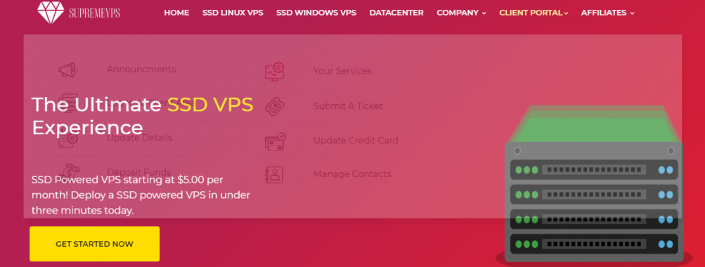 SupremeVPS – 3 KVM Plans, out of Los Angeles, exclusive discounts for Server Insider!