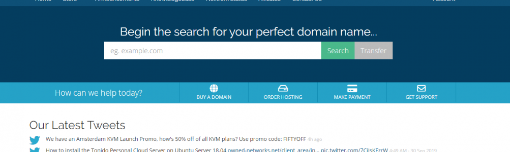 [Owned-Networks] Amsterdam KVM Launch Promo – Get 50% Off!