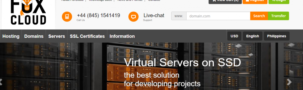 60% discount on VPS-3 virtual server!