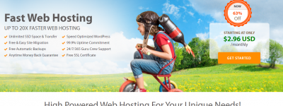 A2 Hosting – From $25/m – cPanel/WHM -Fully Managed – SSD Drives – 30k+ Reviews – Anytime Money Back