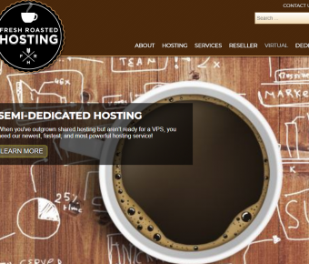 ▐▌Fresh Roasted Hosting▐▌From just $9.99!▐▌