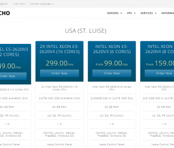 Estonian VPS hosting by RIPE NCC LIR company: IPv6 ranges included!