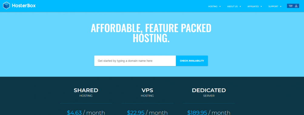 [CA or US] Hosterbox – Premium VPS, Canadian, SLA – Pay with Bitcoin – Bitcoin VPS hosting