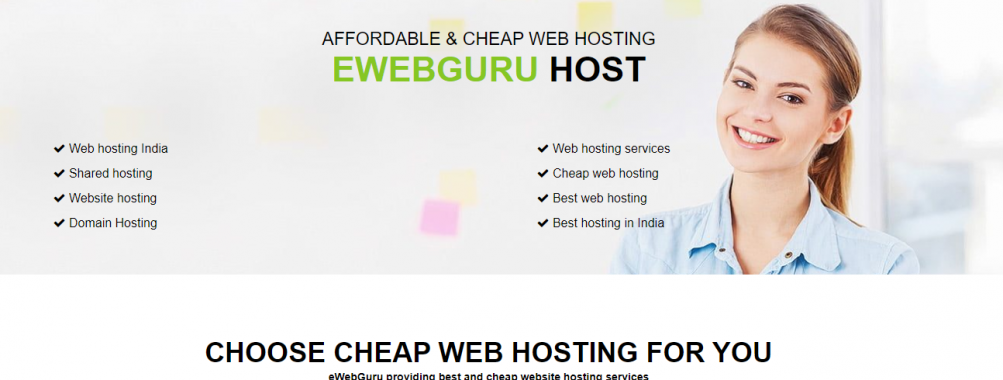 eWebGuru | Fully Managed Linux & Windows VPS | India Location