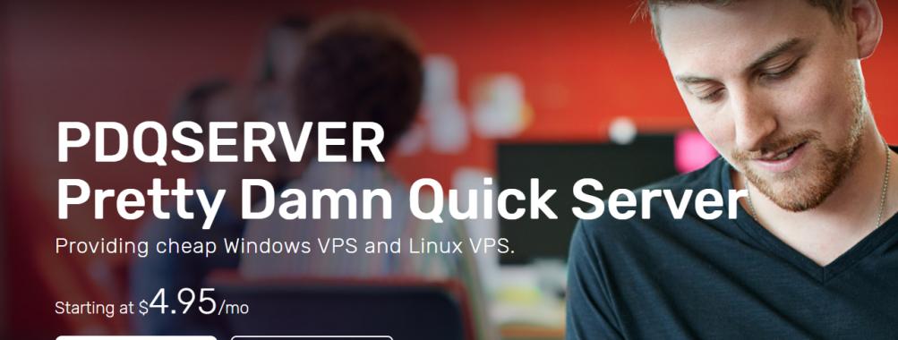 [US/EU] PDQServer.com- Linux & Windows VPS | DDOS Protected | 5GB RAM VPS Starting $4.95 🚀🚀
