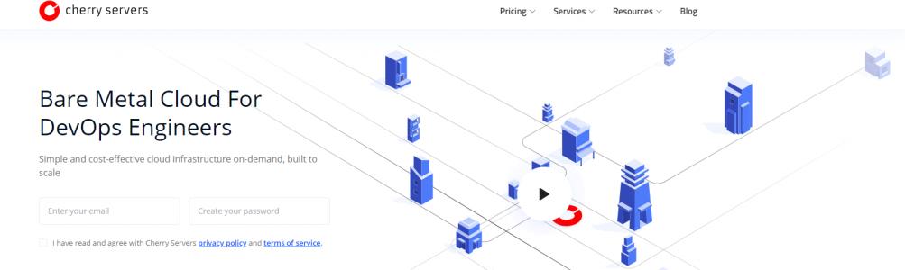 33% Limited PROMO – PREMIUM VPS – Cherry Servers