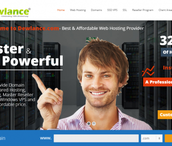 SSD VPS +1 Click LAMP Installer+KVM -Import SSH Key – $3.1/m – Dewlance®