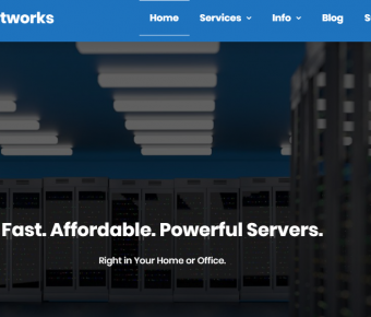 VPS | Web Hosting | SSD Servers, Generous Resources, Affordable for Personal or Business | NJ