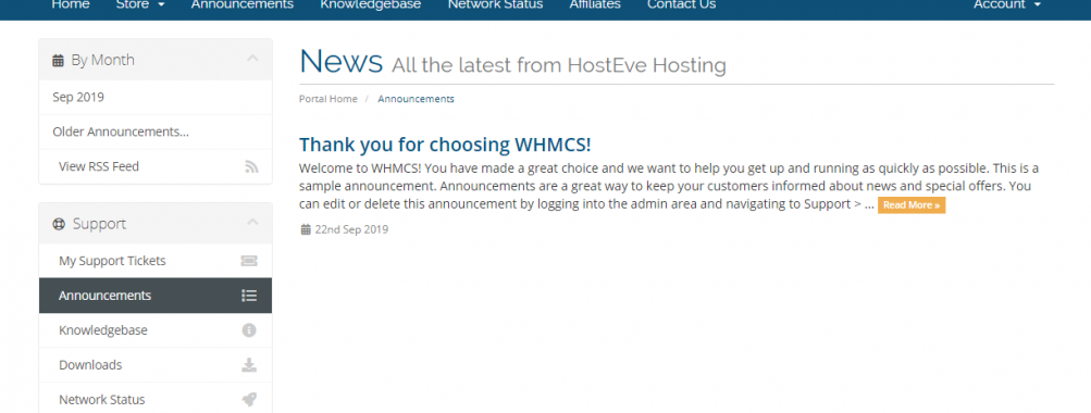HostEve => [50% OFF FOR LIFE] ✅ 100% Secure ✅ VPS Hosting ✅ $20/YEAR ✅ Unlimited BW ✅ 99.99% Uptime!