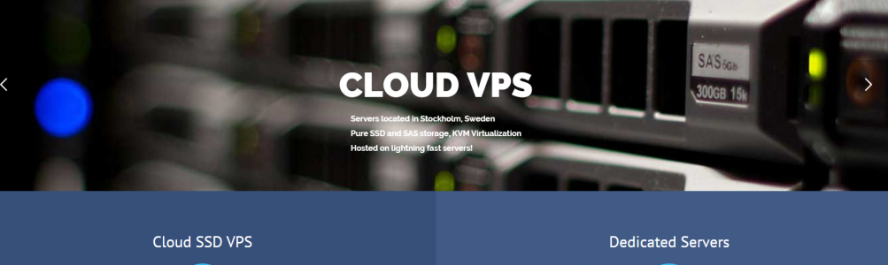 █ €1 per month █ SWEDEN VPS █ OFFSHORE █ 1Gbps uplink █ LXC █ SAS storage █ Virtualizor █