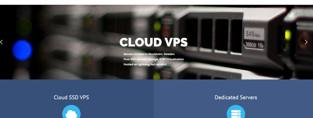 █ €1 per month █ SWEDEN VPS █ OFFSHORE █ 1Gbps uplink █ LXC █ SAS storage █ Virtualizor █