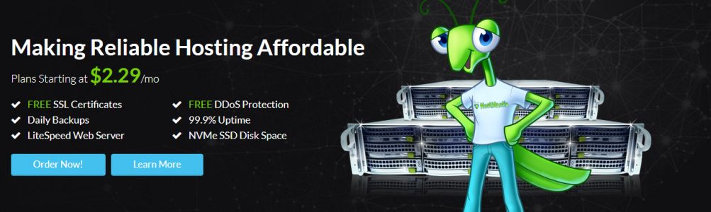 Super Fast VPS Hosting! ⭐ NVMe SSD ⭐ Daily Backups ⭐ KVM ⭐ USA ⭐ Free DDoS ⭐ 2 IP Addresses