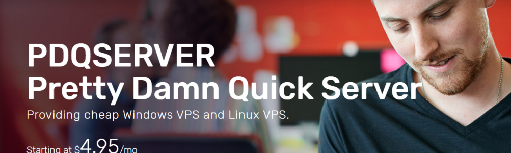 PDQServer.com- KVM VPS | Dedicated Resources | Special Offer For Limited Time Starting @ $4.5/Mo