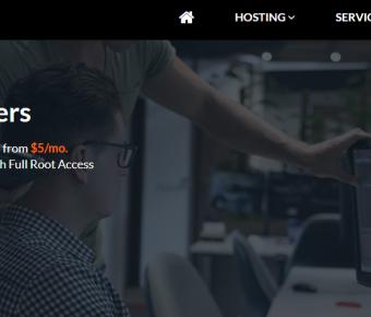$5 Cloud Servers, High Availability Failover, Free DDoS Protection