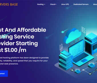 ServersBase.Com ★★★ Fully Managed | Cloud Instances | SSD Storage | Europe & USA Datacenters