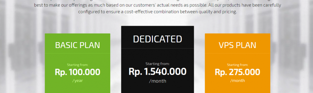 PLiKhost: Cheap & Reliable Indonesia (IIX) VPS – Linux or Windows