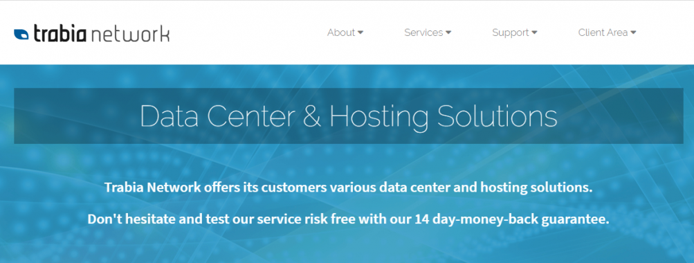 Trabia.com ★ DDoS Protected European Virtual Servers in Moldova @ €2.5