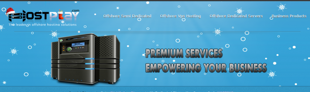 HostPlay.Com – Offshore XEN & OpenVZ Managed VPS Europe – 10% OFF – Bitcoin Accepted